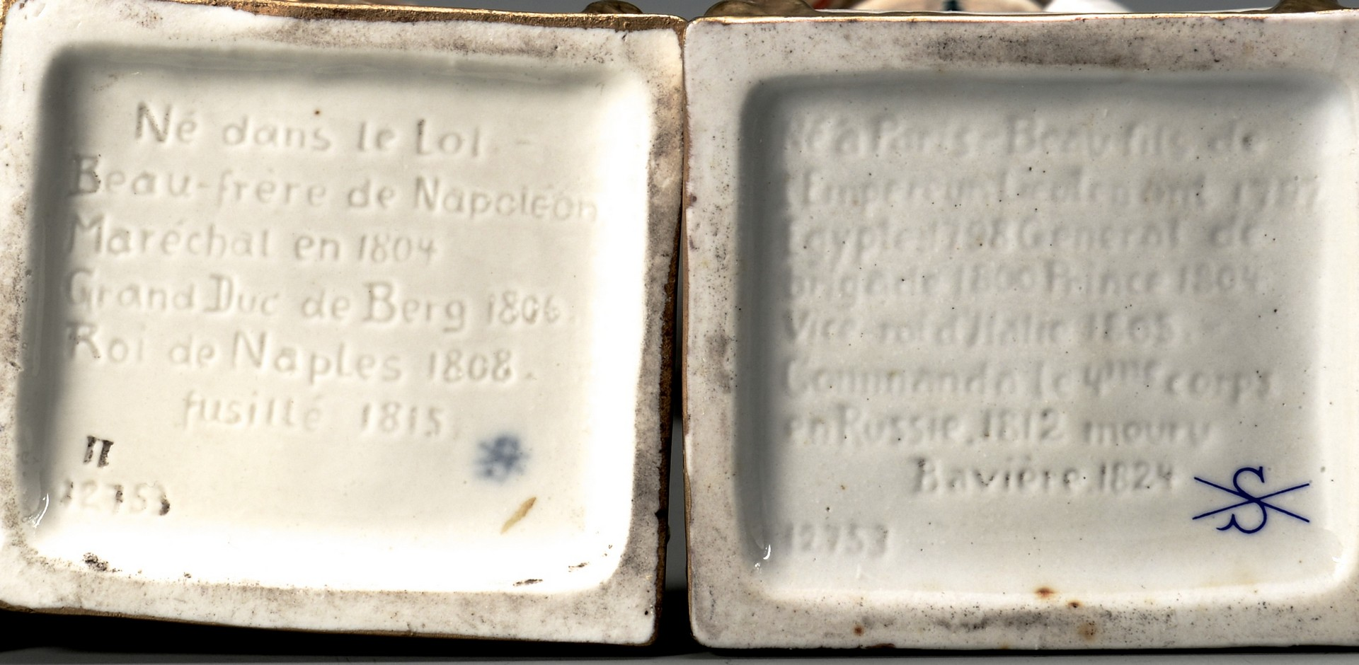 Lot 615: Scheibe Alsbach & Sitzendorf Soldiers