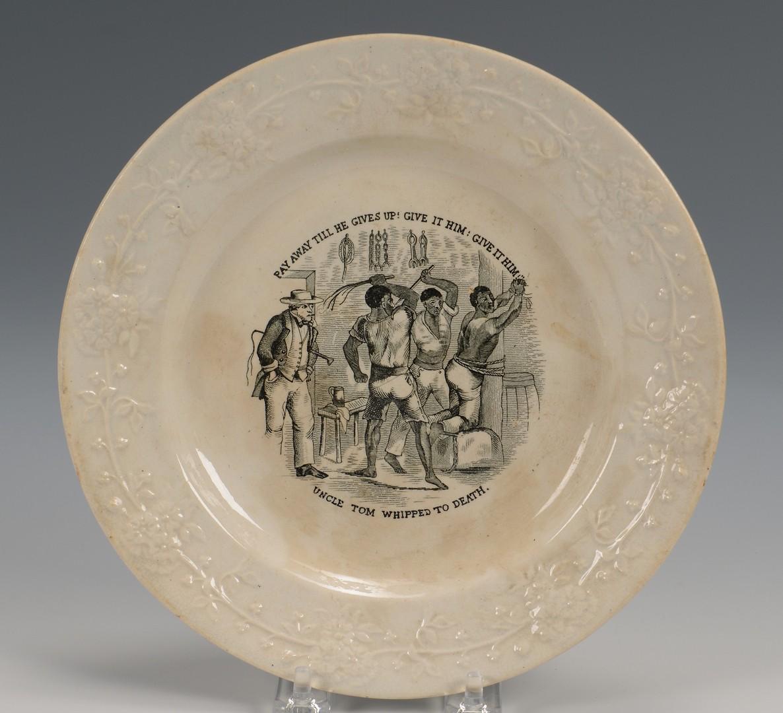 Lot 618: Early English Ceramic Items, 9 pcs.