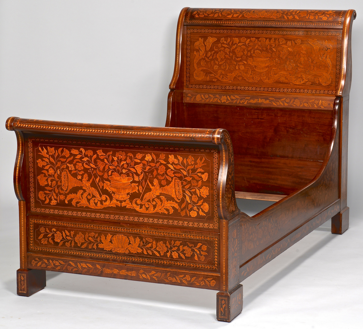 Twin Size Sleigh Bed 28 Images Louis Philippe Youth