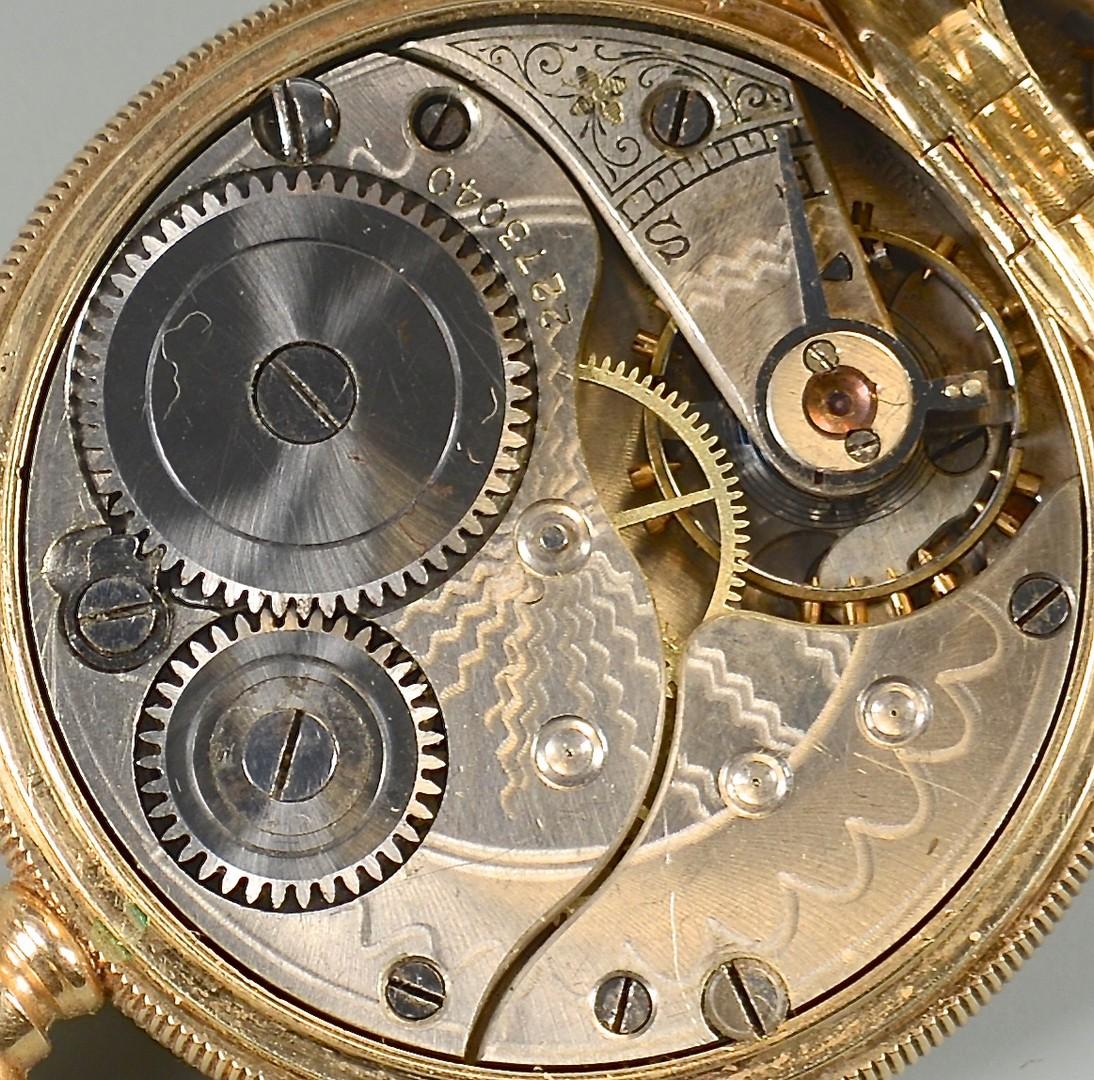 Lot 661: 6 pcs Jewelry inc. 14k dia Perregaux