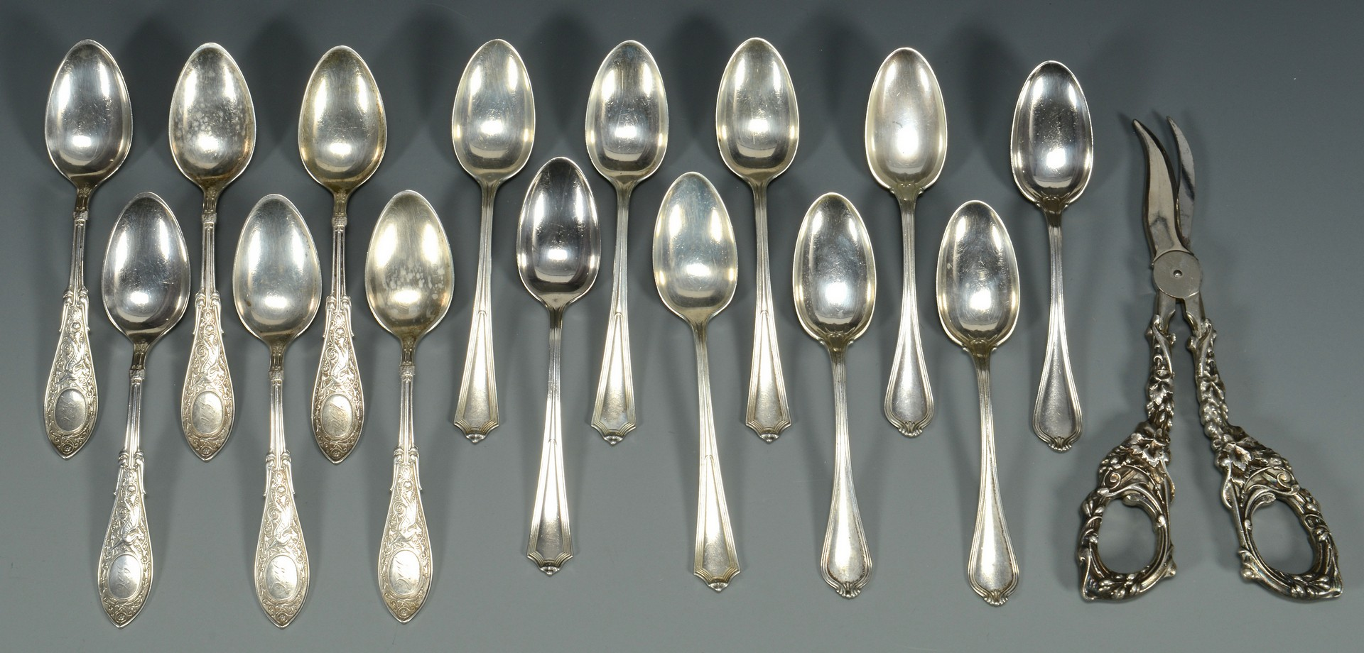 Lot 684: Grouping of Sterling Silver, 31 pcs.
