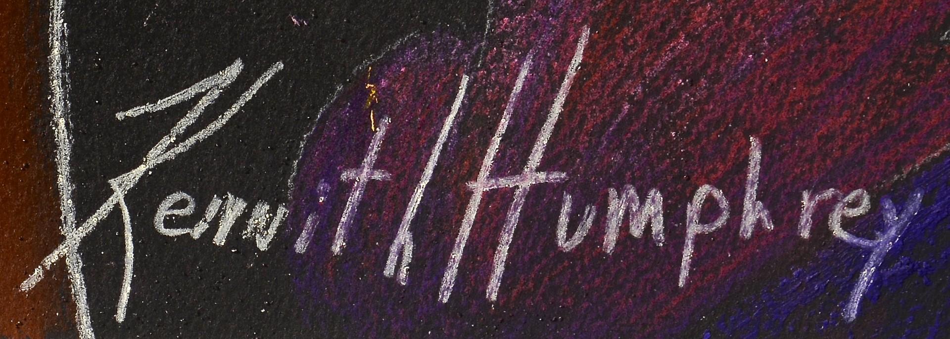 Lot 698: Ken Humphrey work on paper
