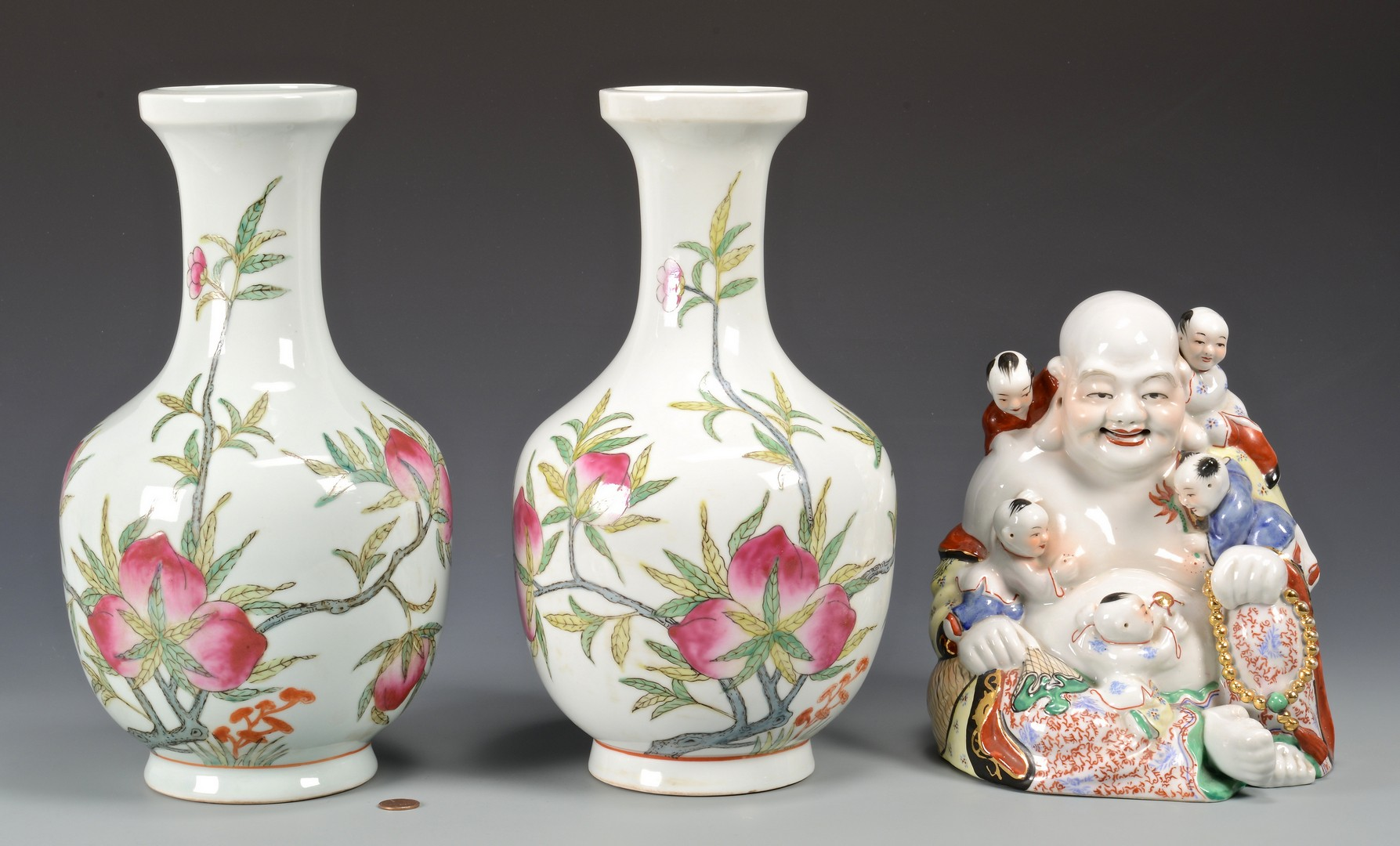 Lot 711: 3 Articles of Chinese Porcelain