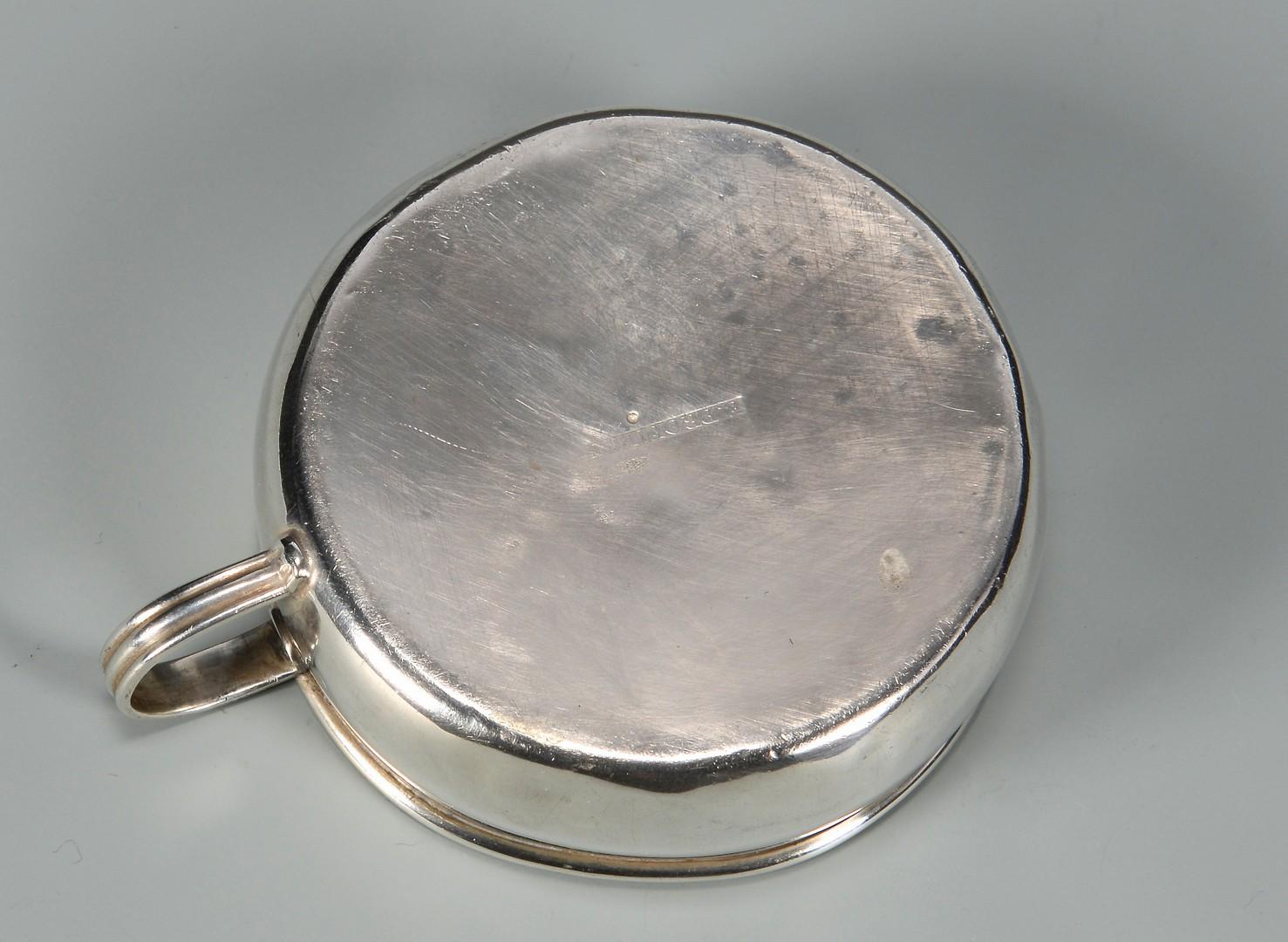 Lot 71: Profilet Silver Wine Taster
