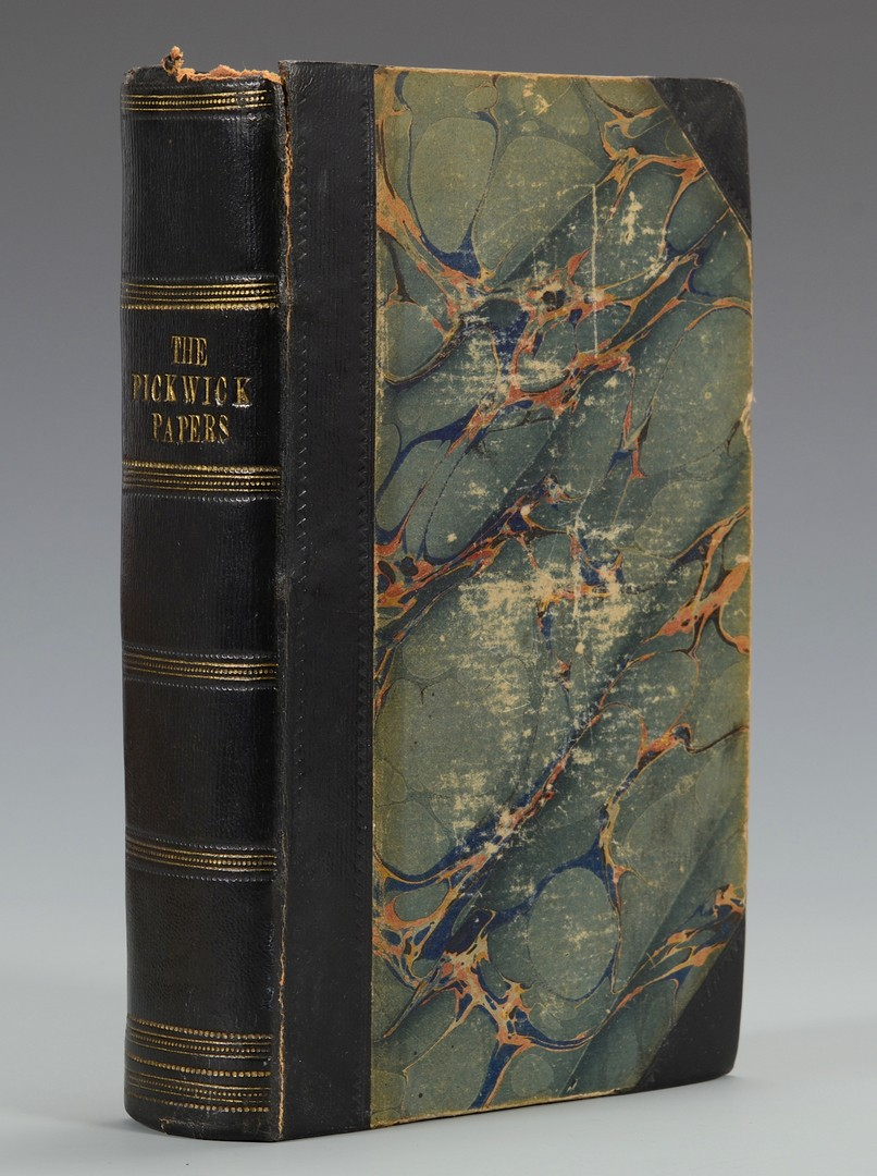 Lot 735: 3 Dickens 1st Editions (Early States)