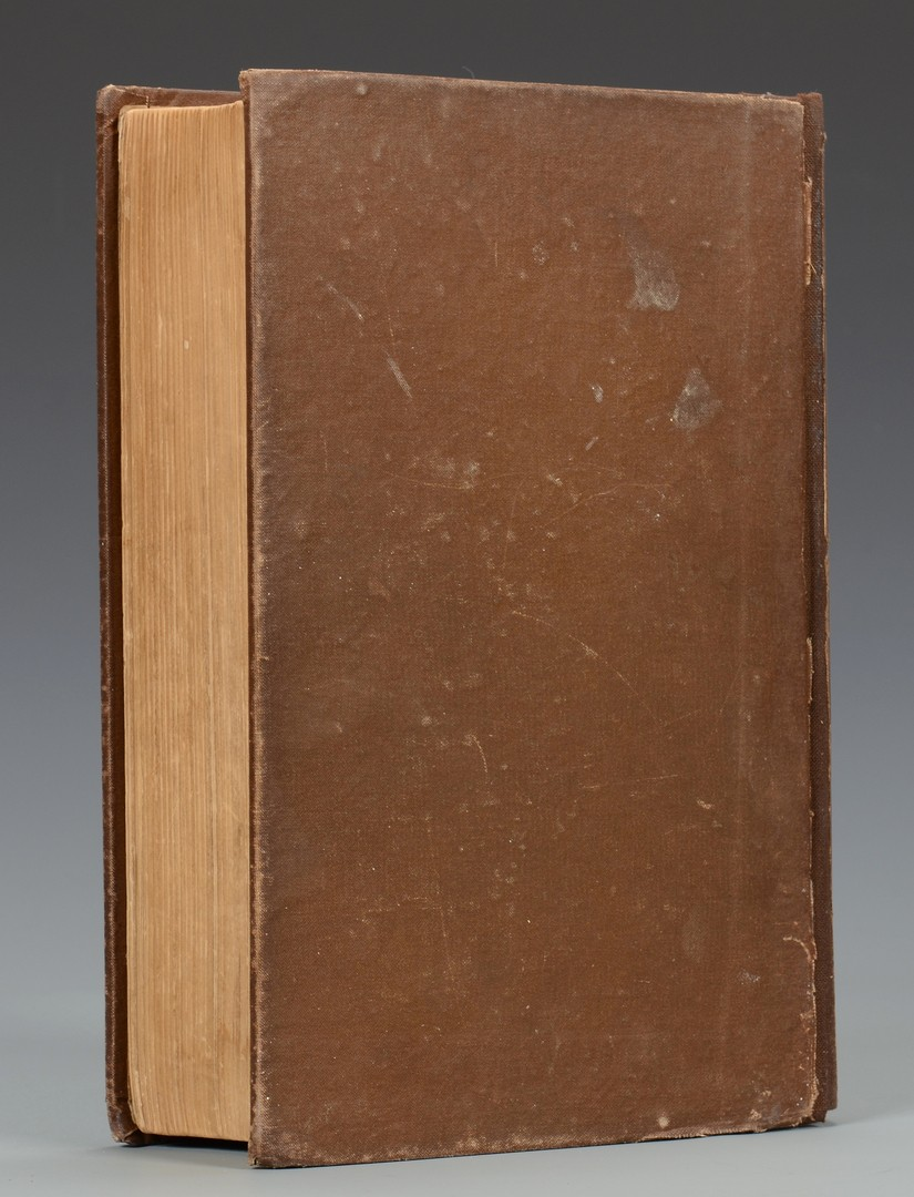Lot 736: M. Twain 1st Edition (Early State) Life on the Mississippi
