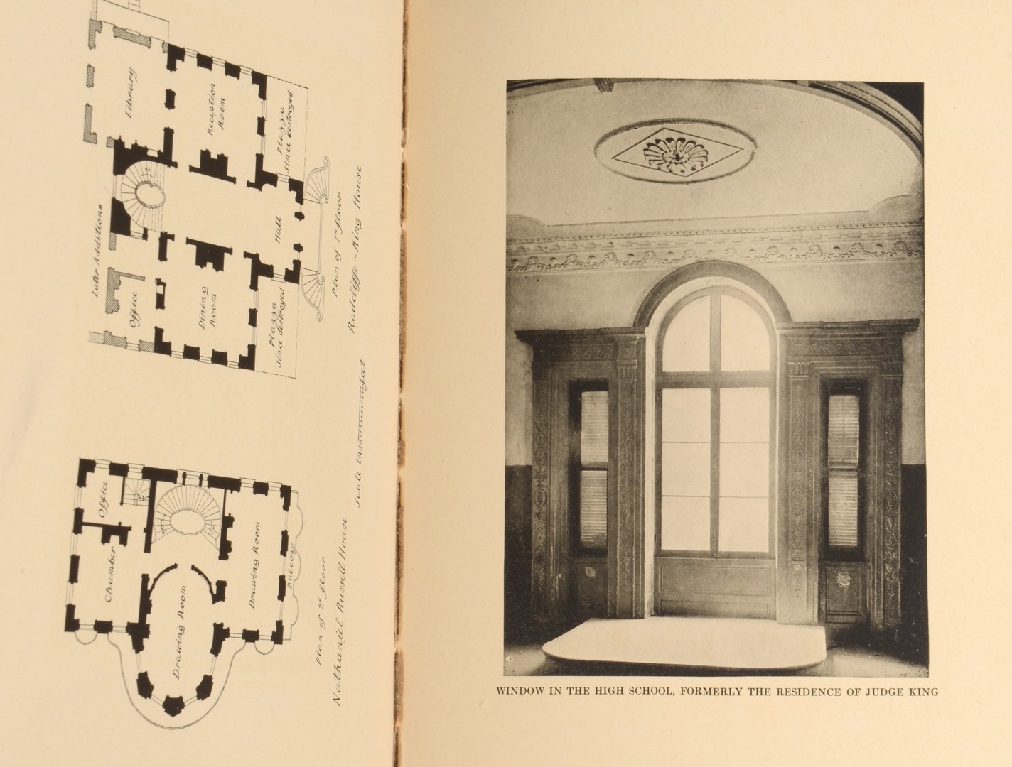 Lot 742: 2 Rare Architecture Books: Charleston, Smithsonian
