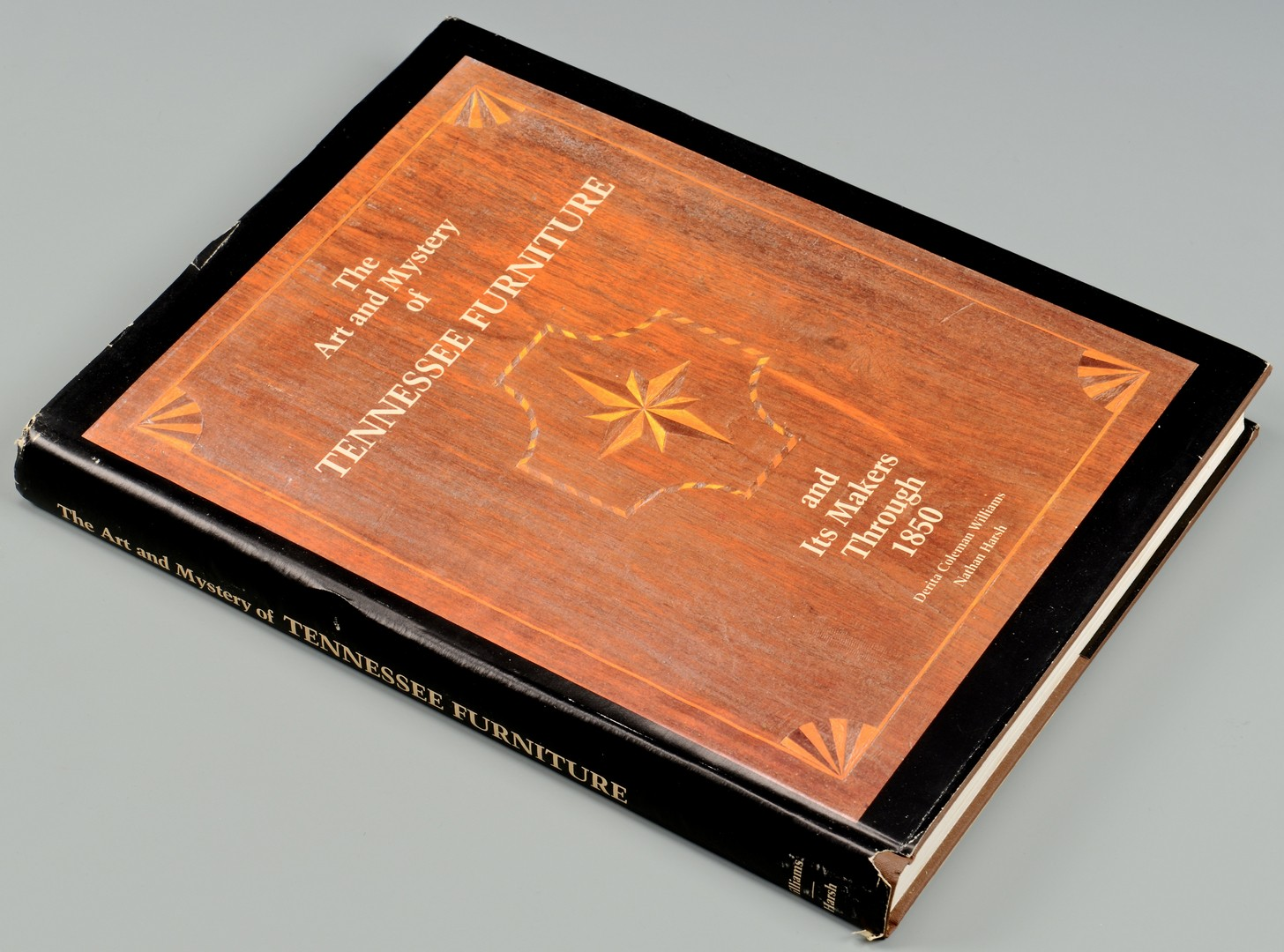 Lot 746: Book: The Art and Mystery of TN Furniture
