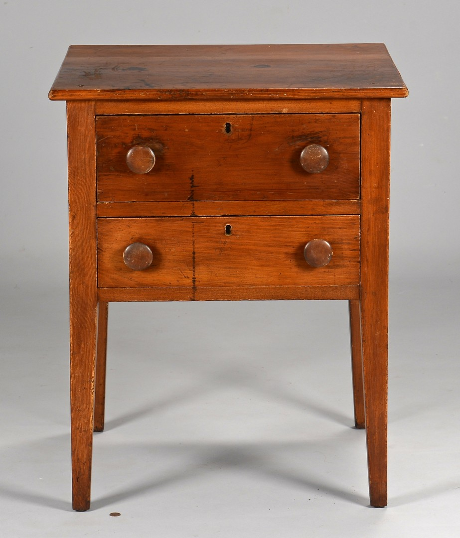 Lot 760: Georgia Table, poss. Sugar Table