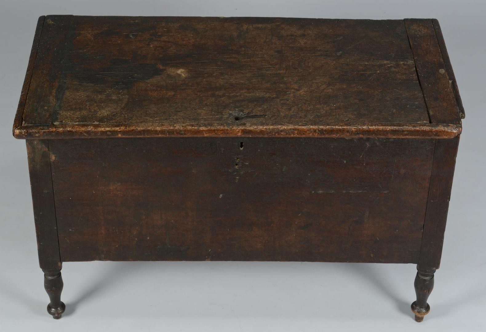 Lot 761: KY Walnut Blanket Chest