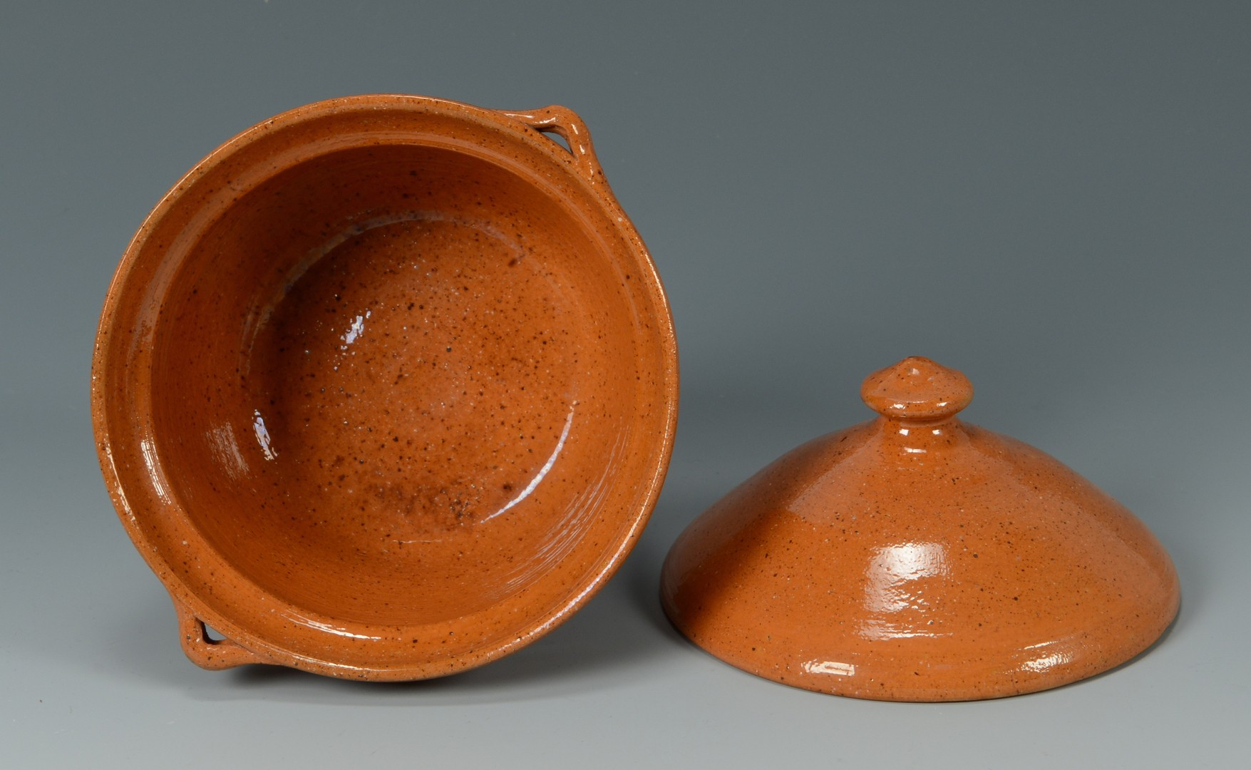 Lot 771: 16 pcs Jugtown Pottery, Vernon Owens