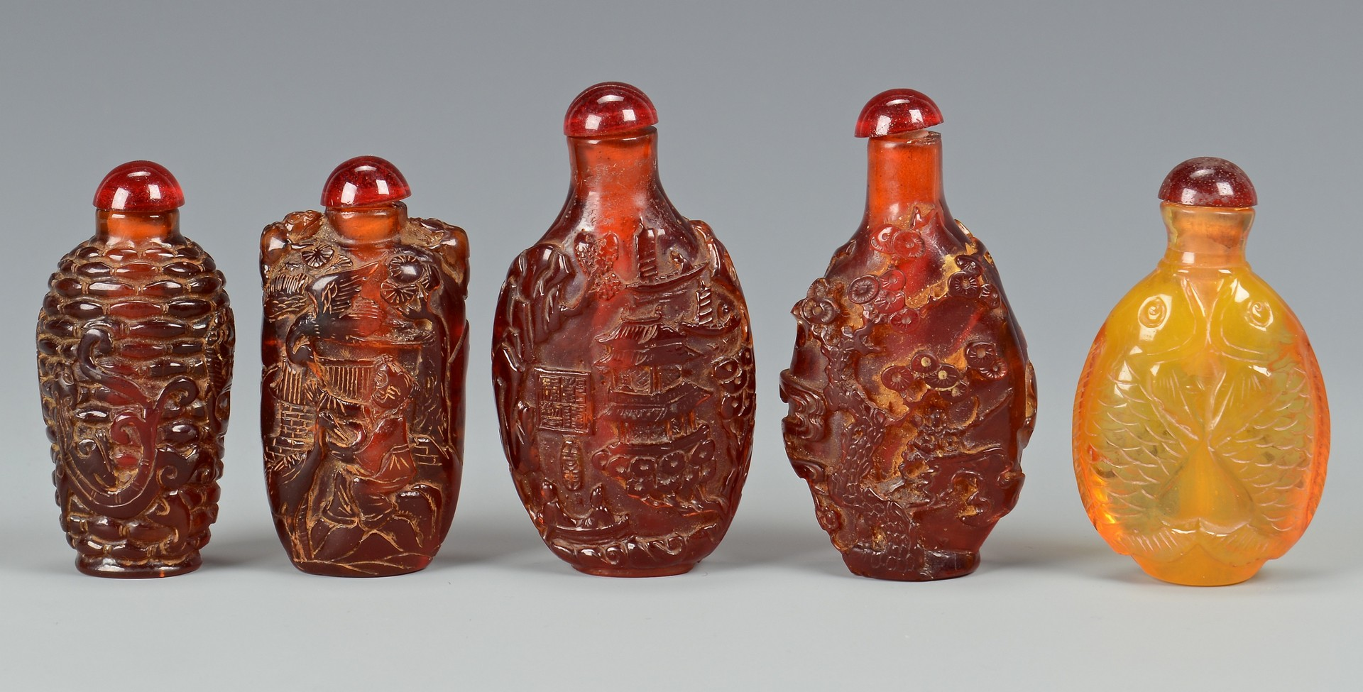 Lot 784: Group of Asian Decorative Items, 12 pcs.