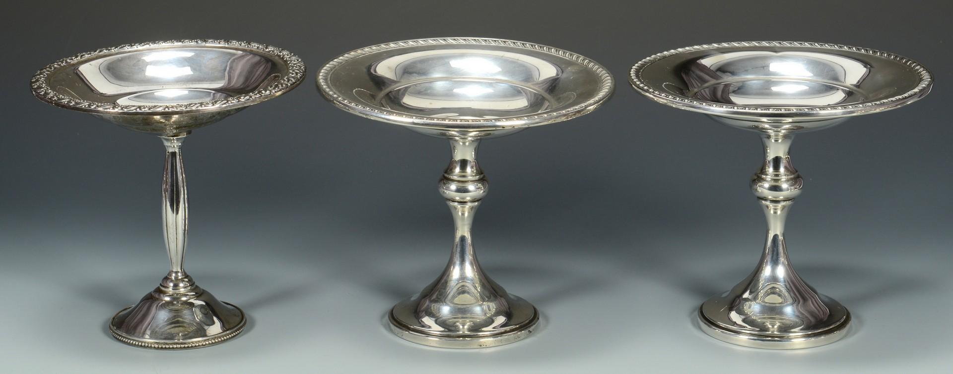 Lot 822: 10 Weighted Sterling Items
