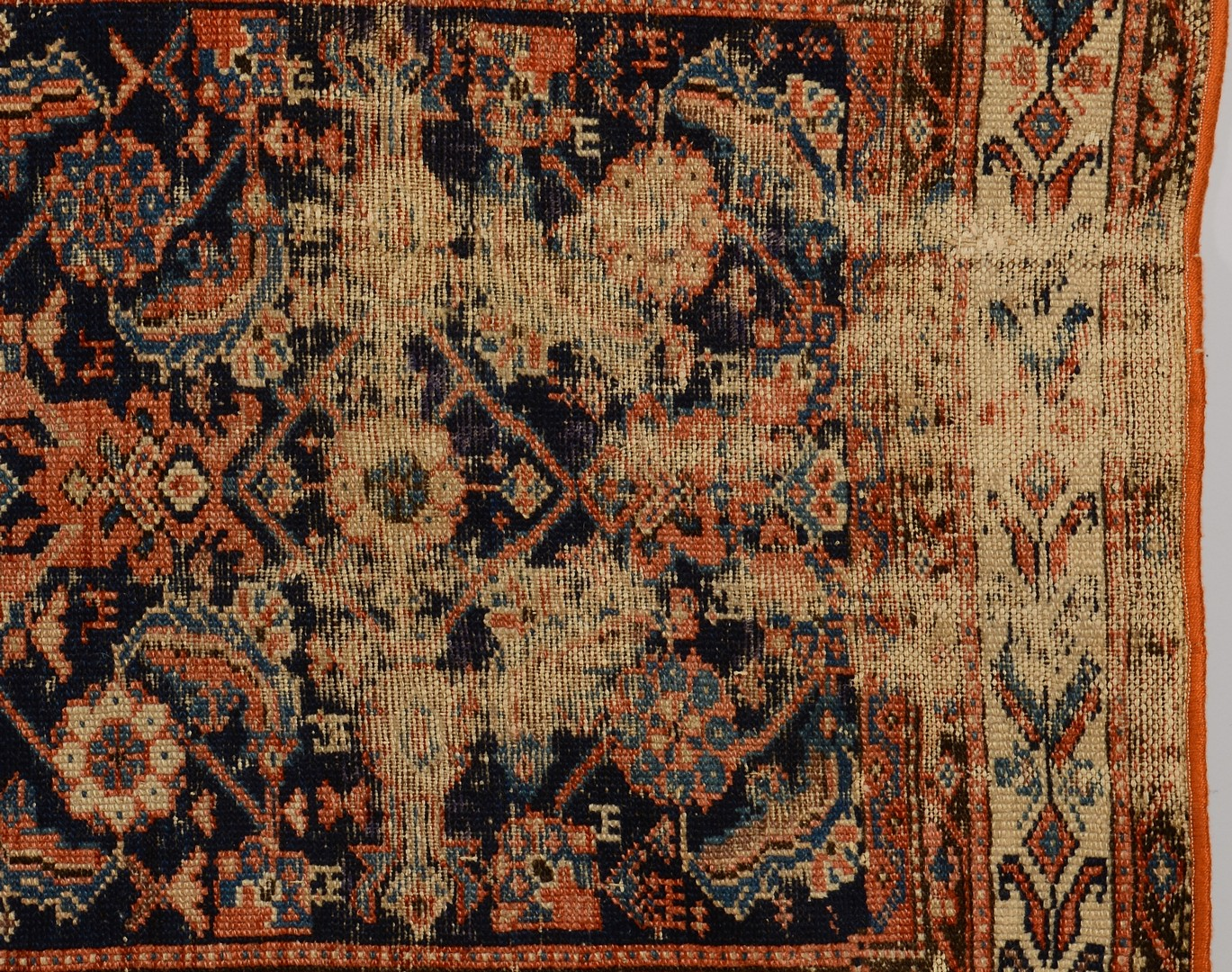 Lot 841: Persian Malayer Runner