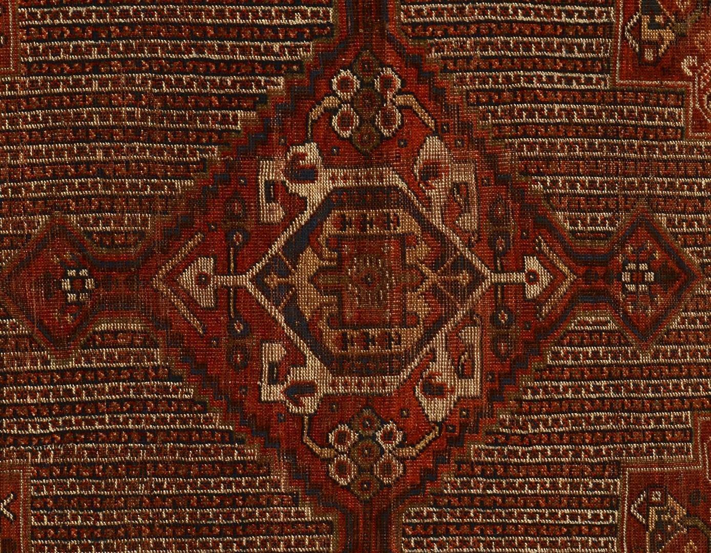 Lot 842: Qashquai Rug