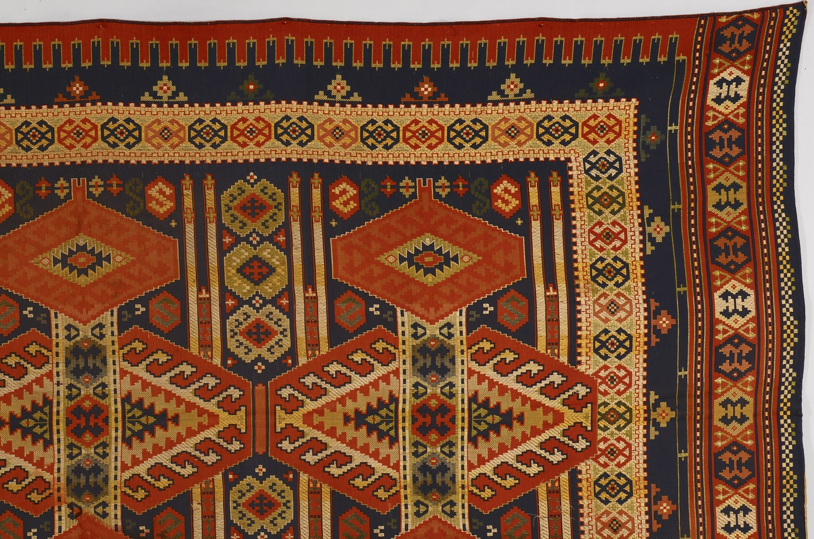 Lot 844: Persian Kelim Carpet