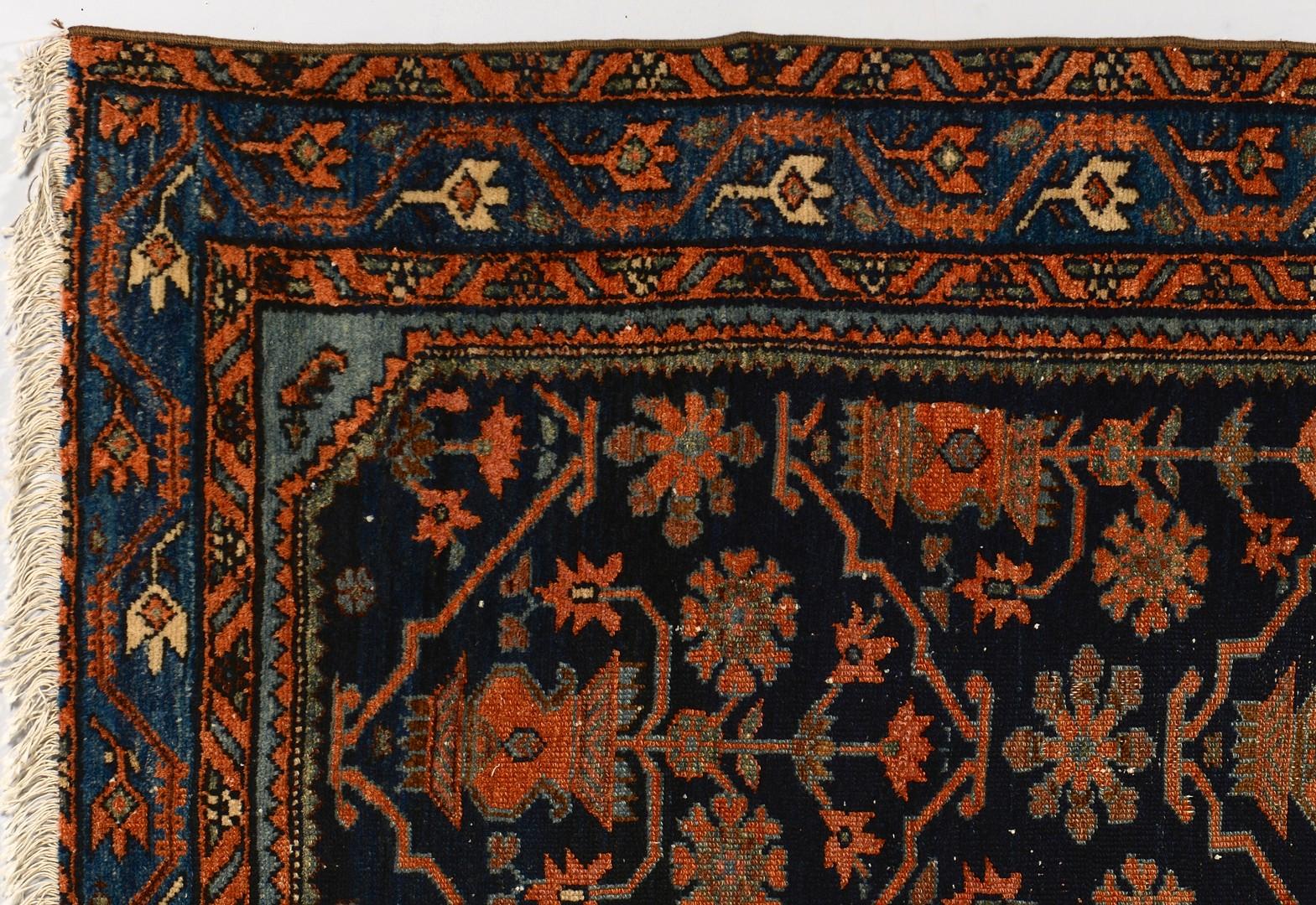 Lot 845: Persian Hamadan Carpet