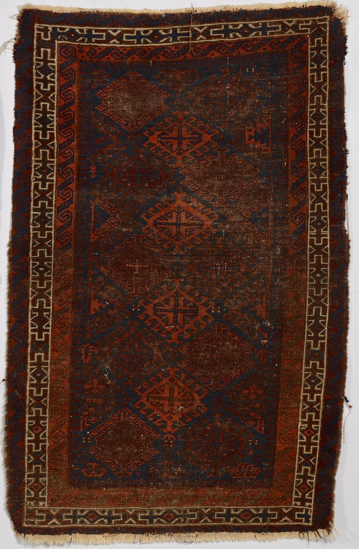 Lot 846: Grouping 3 Persian/Oriental Rugs