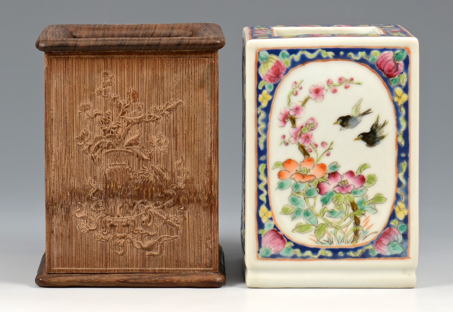 Lot 3832380: 6 Chinese Scholar's Items