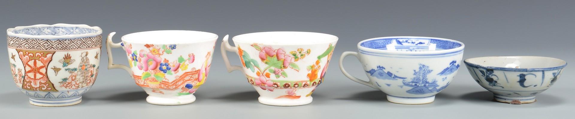Lot 3832424: Group of Asian & English Porcelain, 14 pcs.
