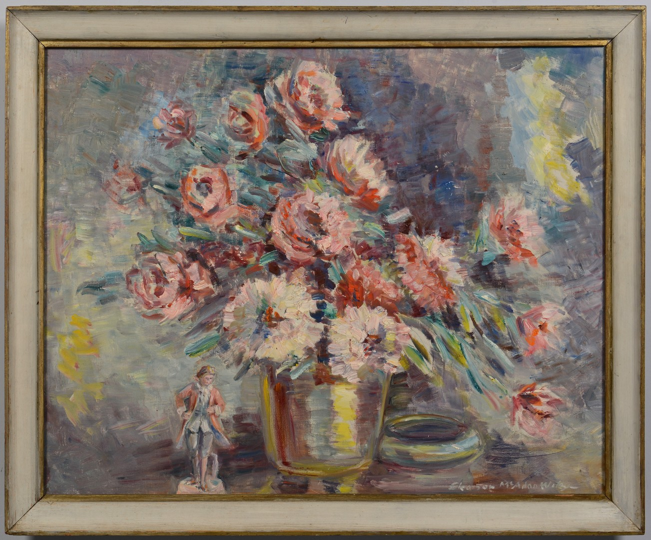 Lot 3832448: Eleanor McAdoo Wiley Still Life Painting