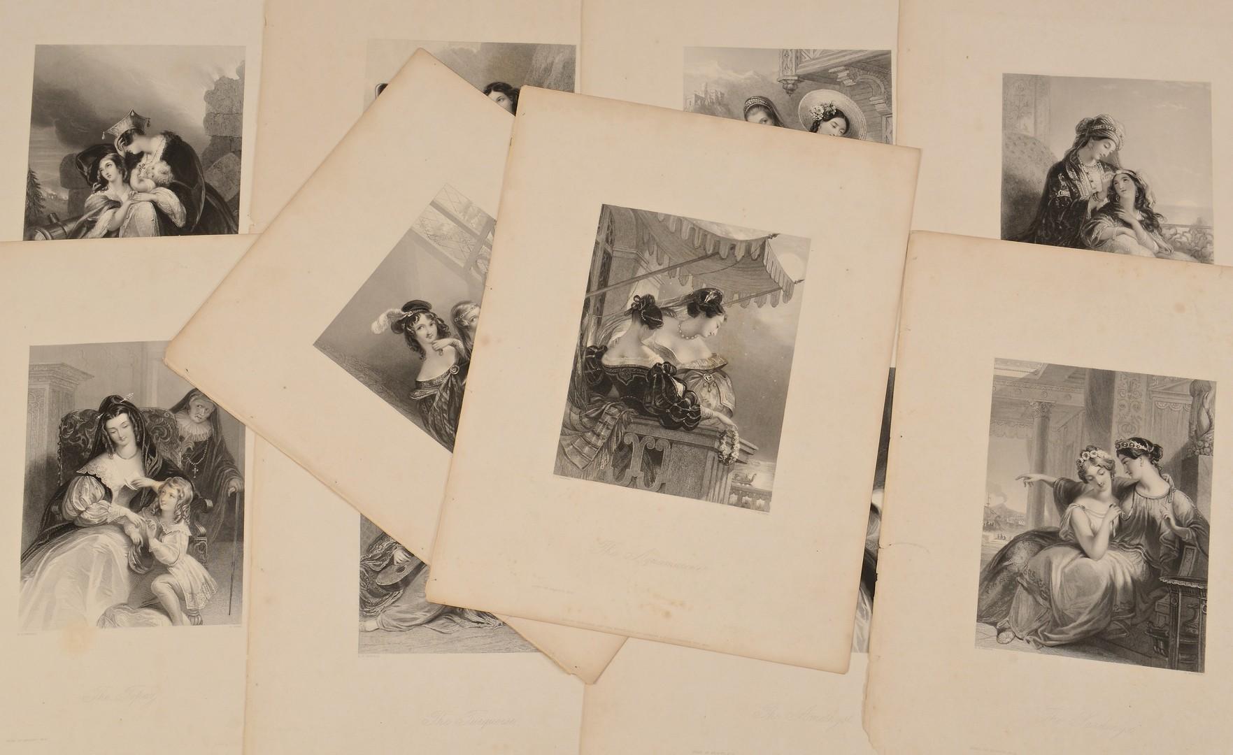 Lot 3832452: 32 Assorted Prints