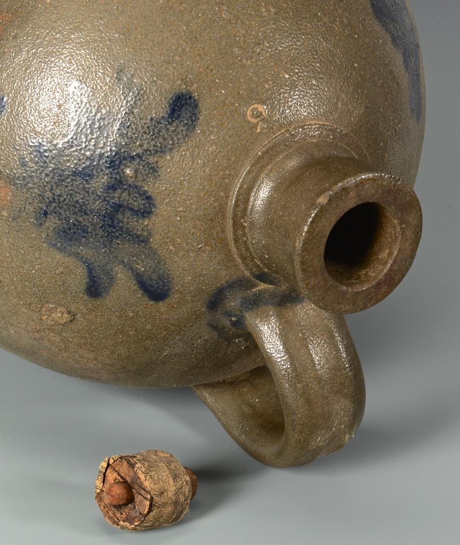 Lot 145: Large East TN Decker 5 Gal. Pottery Jug