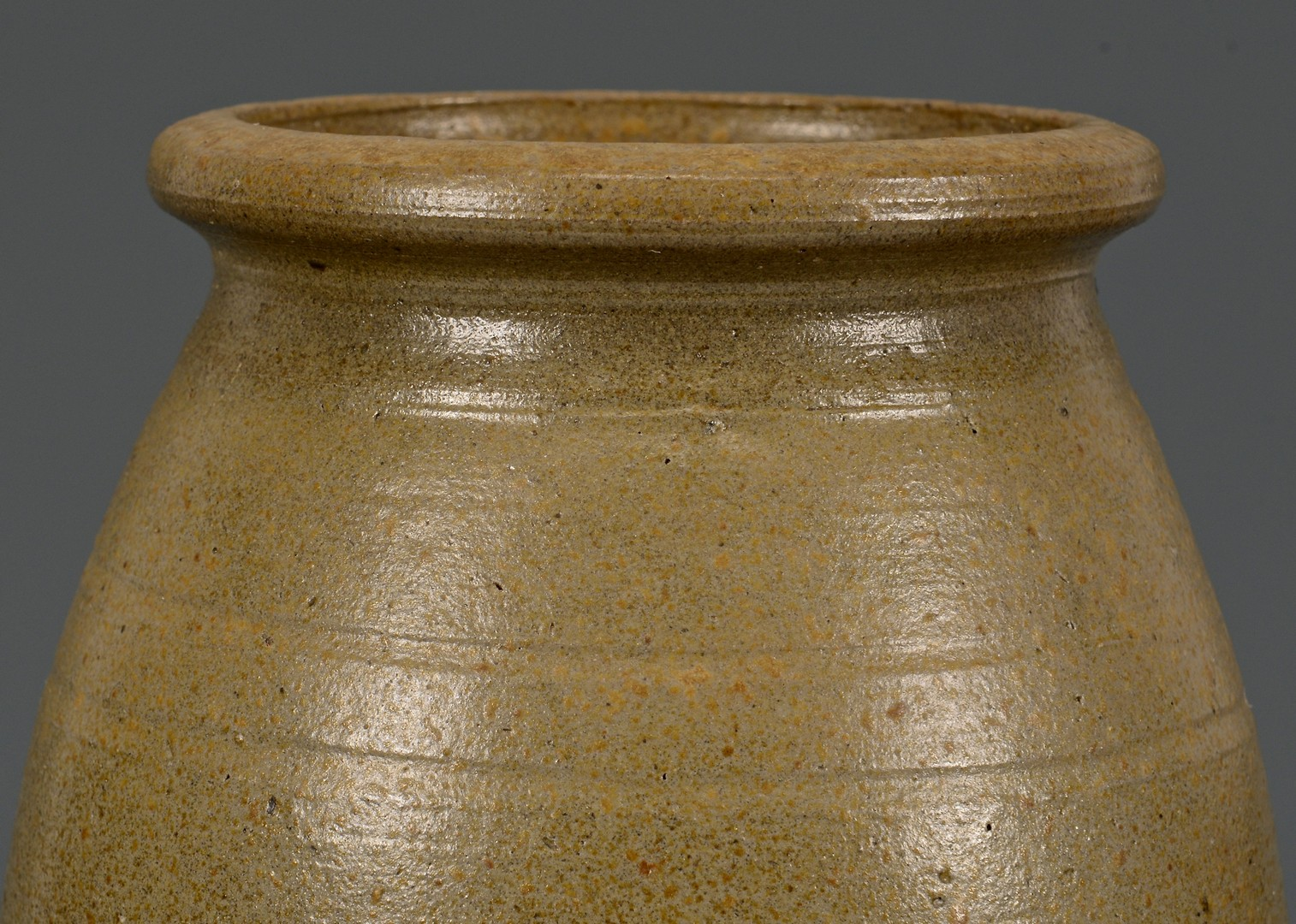 Lot 149: Group East TN stoneware, poss. Grindstaff