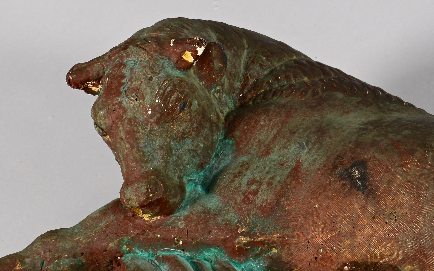 Lot 162: Enrique Alferez Sculpture