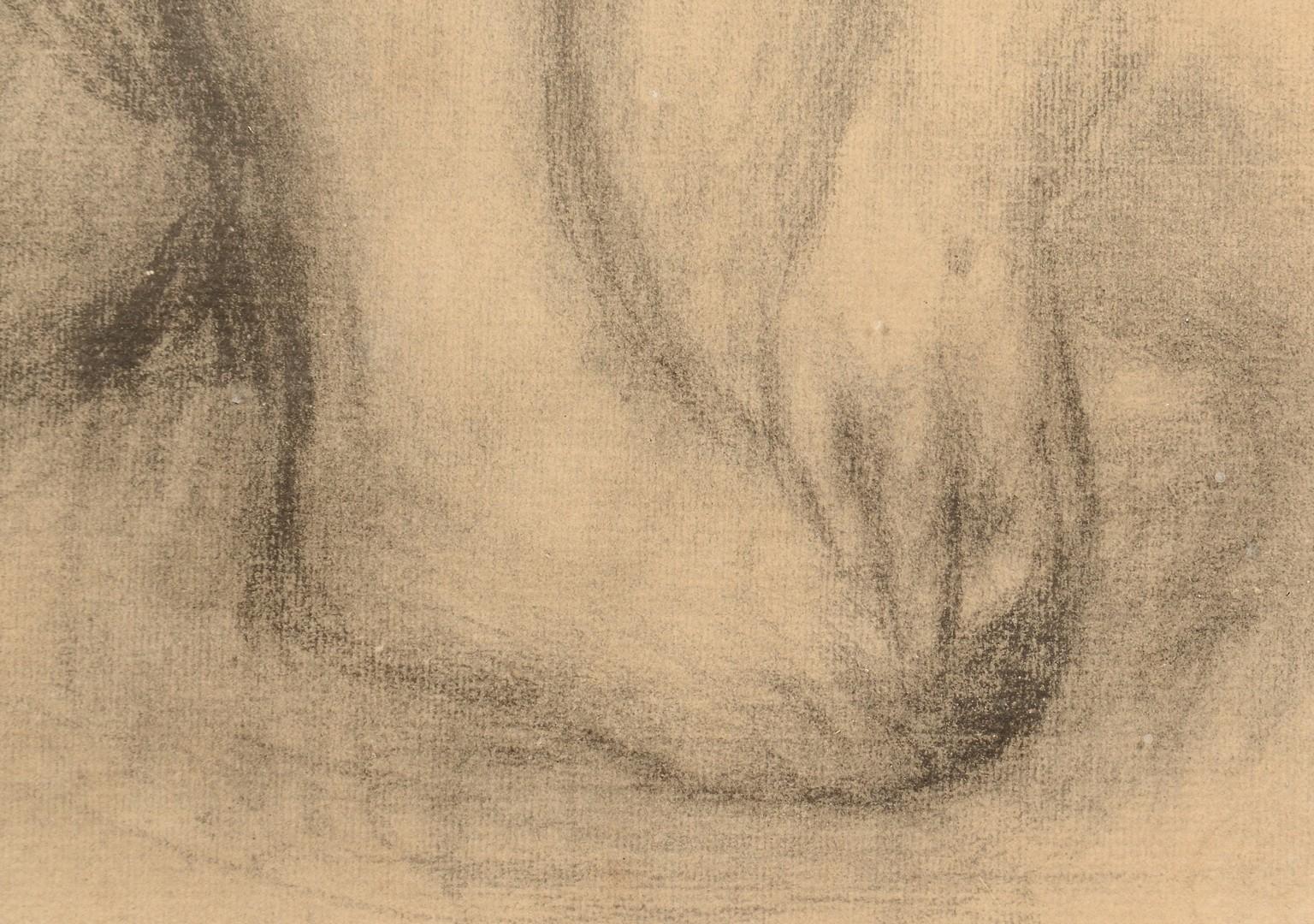 Lot 163: Enrique Alferez Drawing