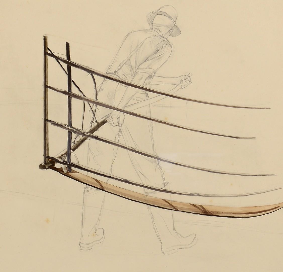Lot 179: 2 John Chumley Works of Art