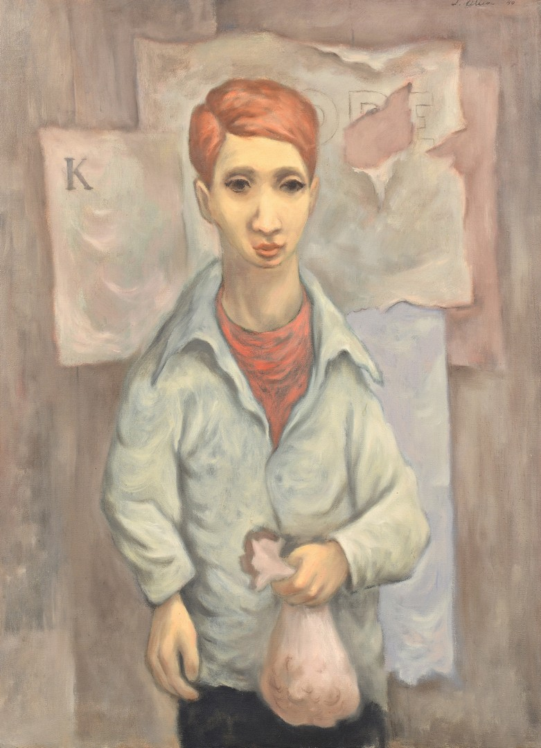 Lot 182: Thomas B. Allen painting