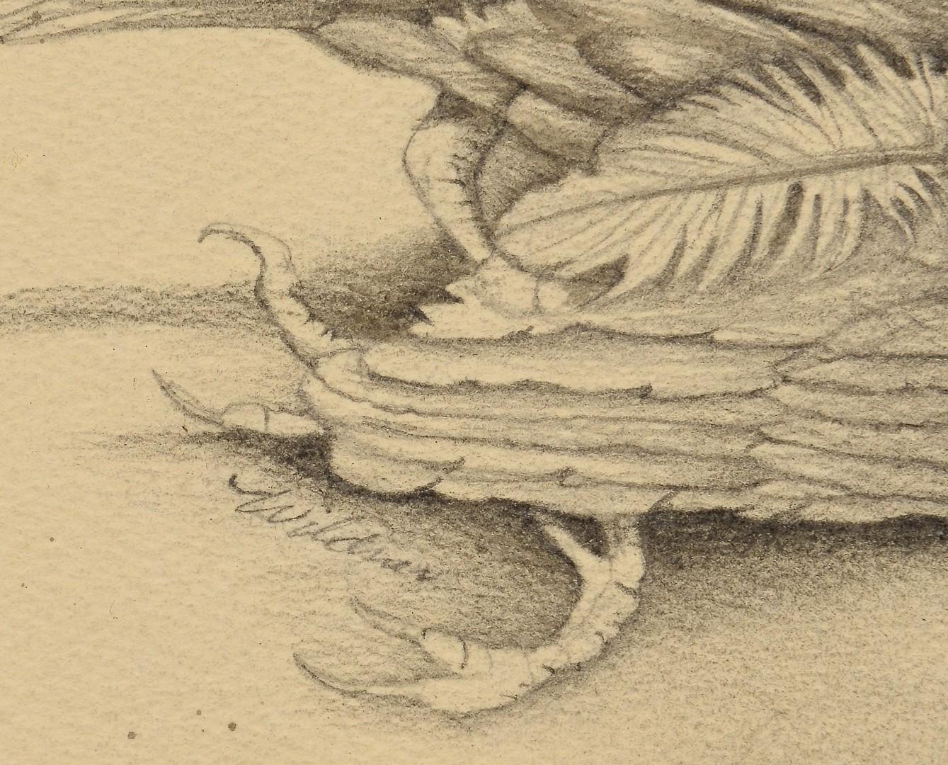 Lot 184: 2 Werner Wildner Works, pipe and bird