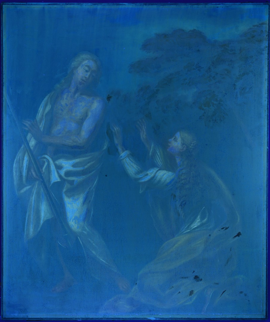 Lot 217: Old Master, Christ Appearing to Mary Magdalene
