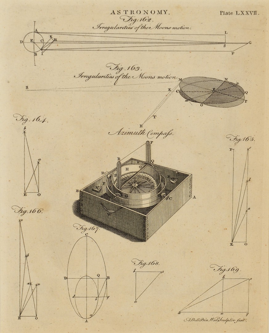 Lot 242: 3 Framed Scientific Prints