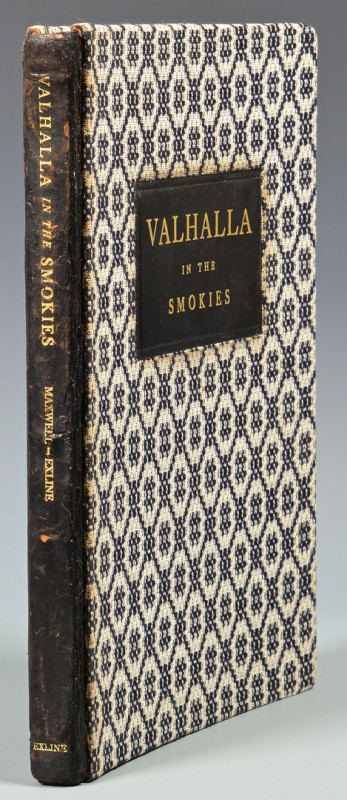 Lot 253: Valhalla in the Smokies, Maxwell/ Exline, 1938