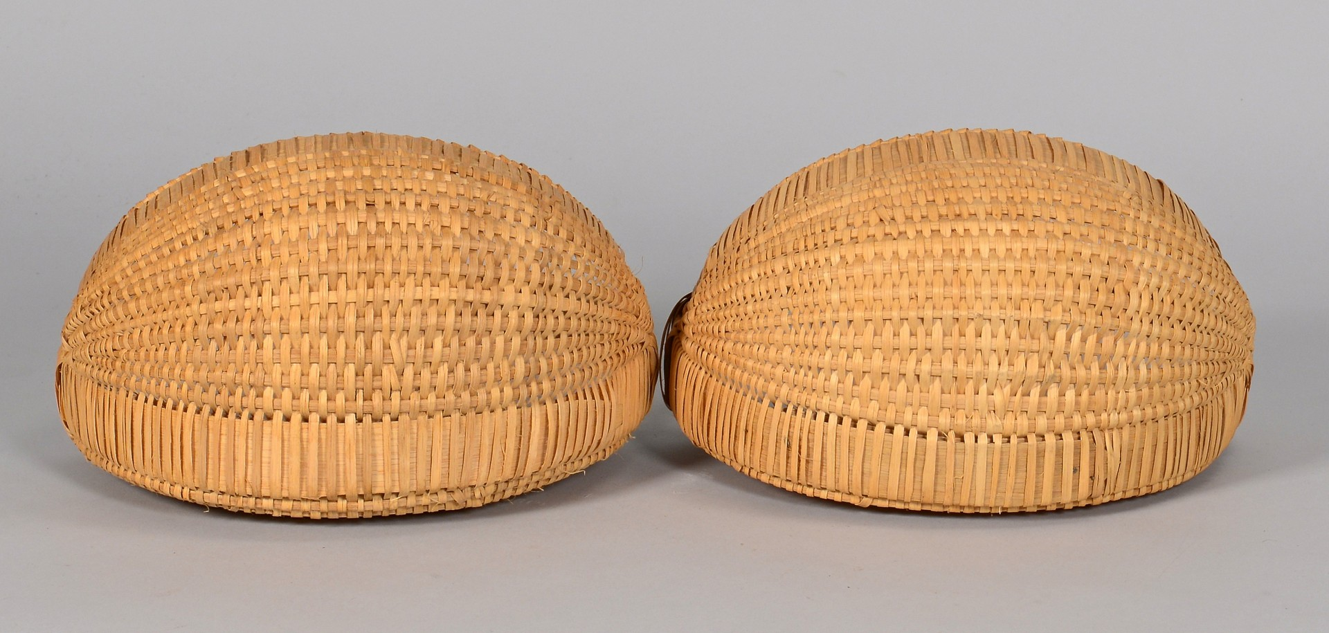 Lot 265: 7 Mildred Youngblood Baskets