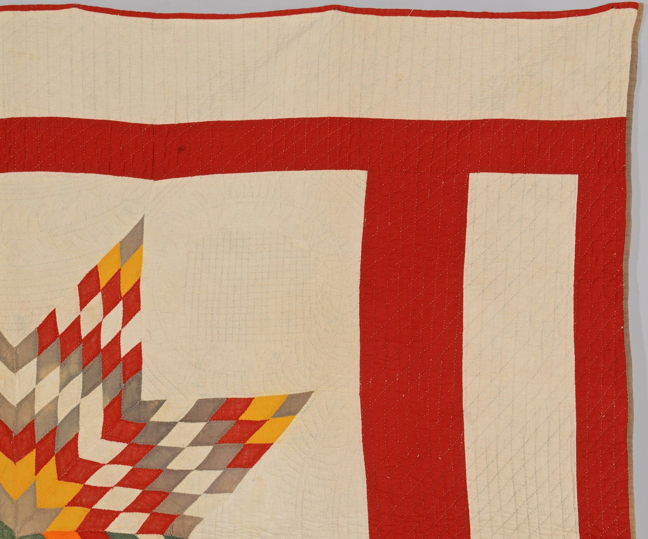 Lot 273: 2 East TN Cotton Pieced Quilts