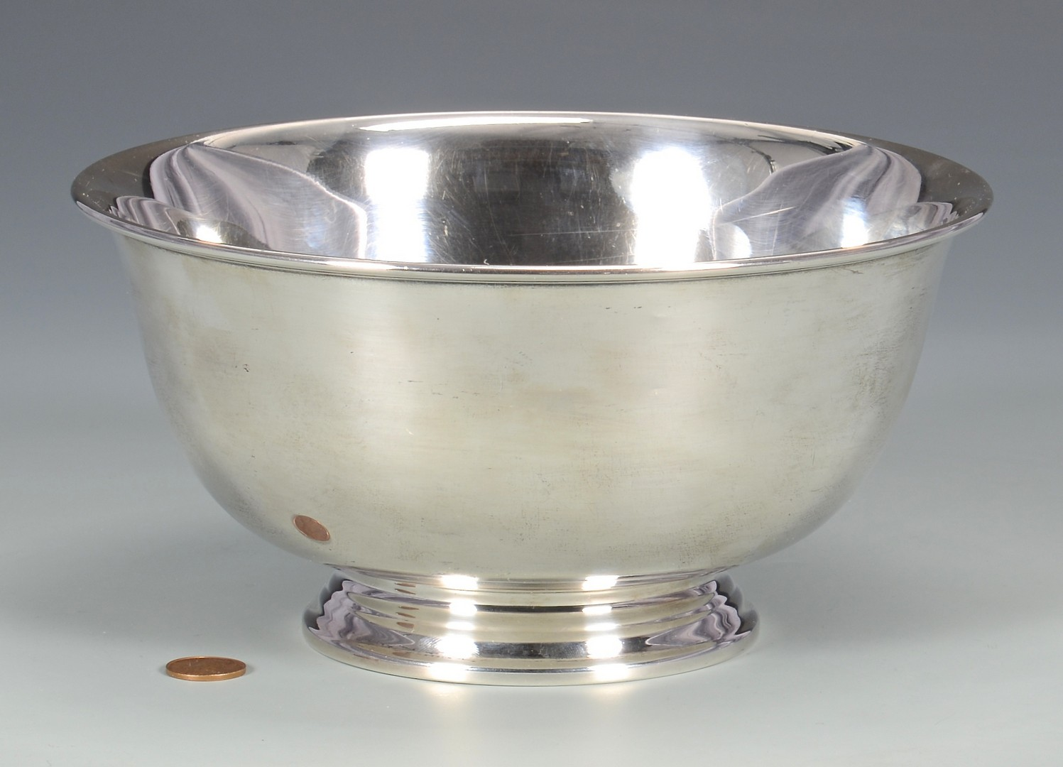 Lot 335: Tiffany Sterling Silver Bowl