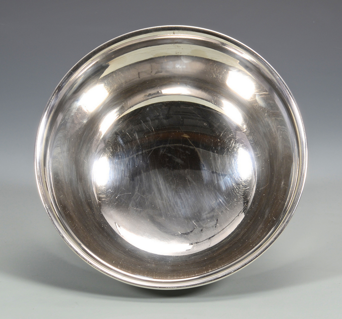 Lot 335 Tiffany Sterling Silver Bowl