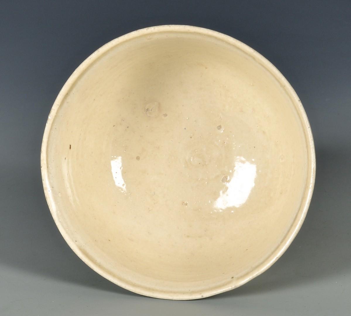 Lot 377: Chinese Song Dynasty Cizhou Glaze Stem Cup