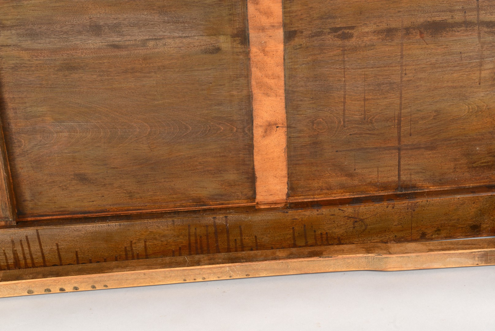 Lot 406: Chinese Hardwood Low Table