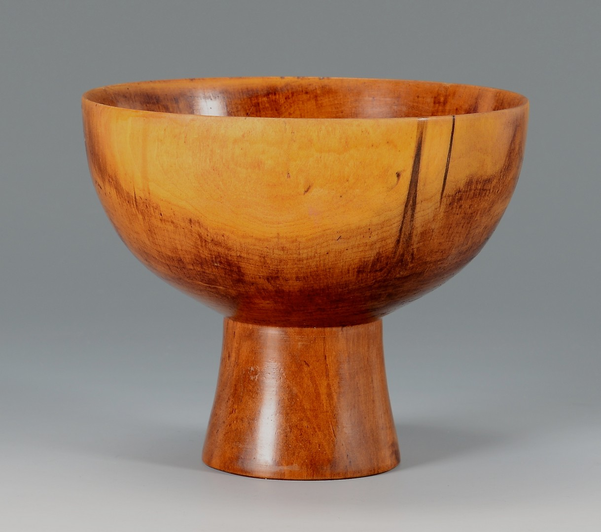 Lot 417: Ed Moulthrop Footed Bowl