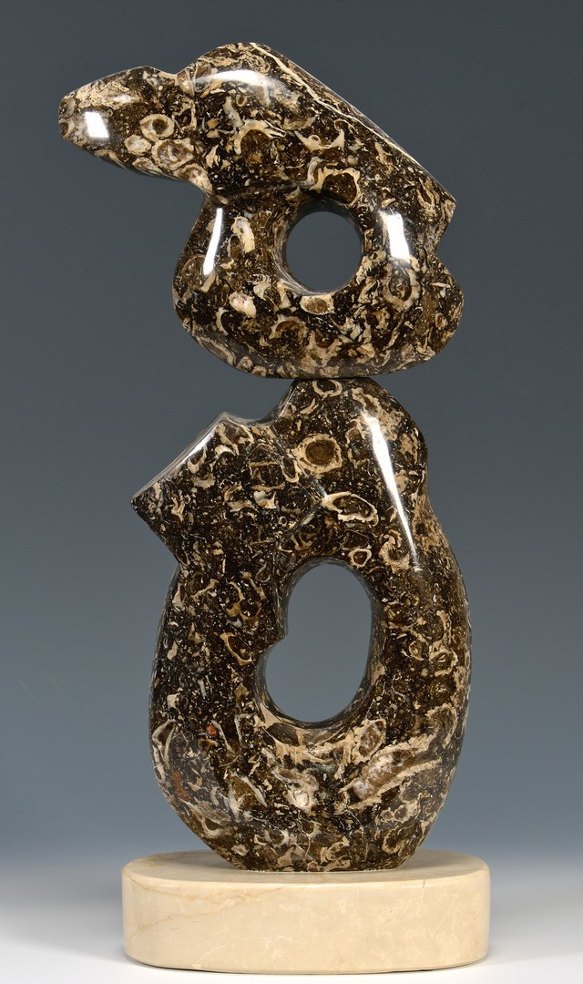 Lot 430: Julie Warren Martin Marble Sculpture