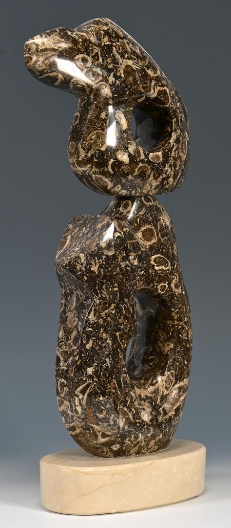 Lot 430: Julie Warren Martin Marble Sculpture