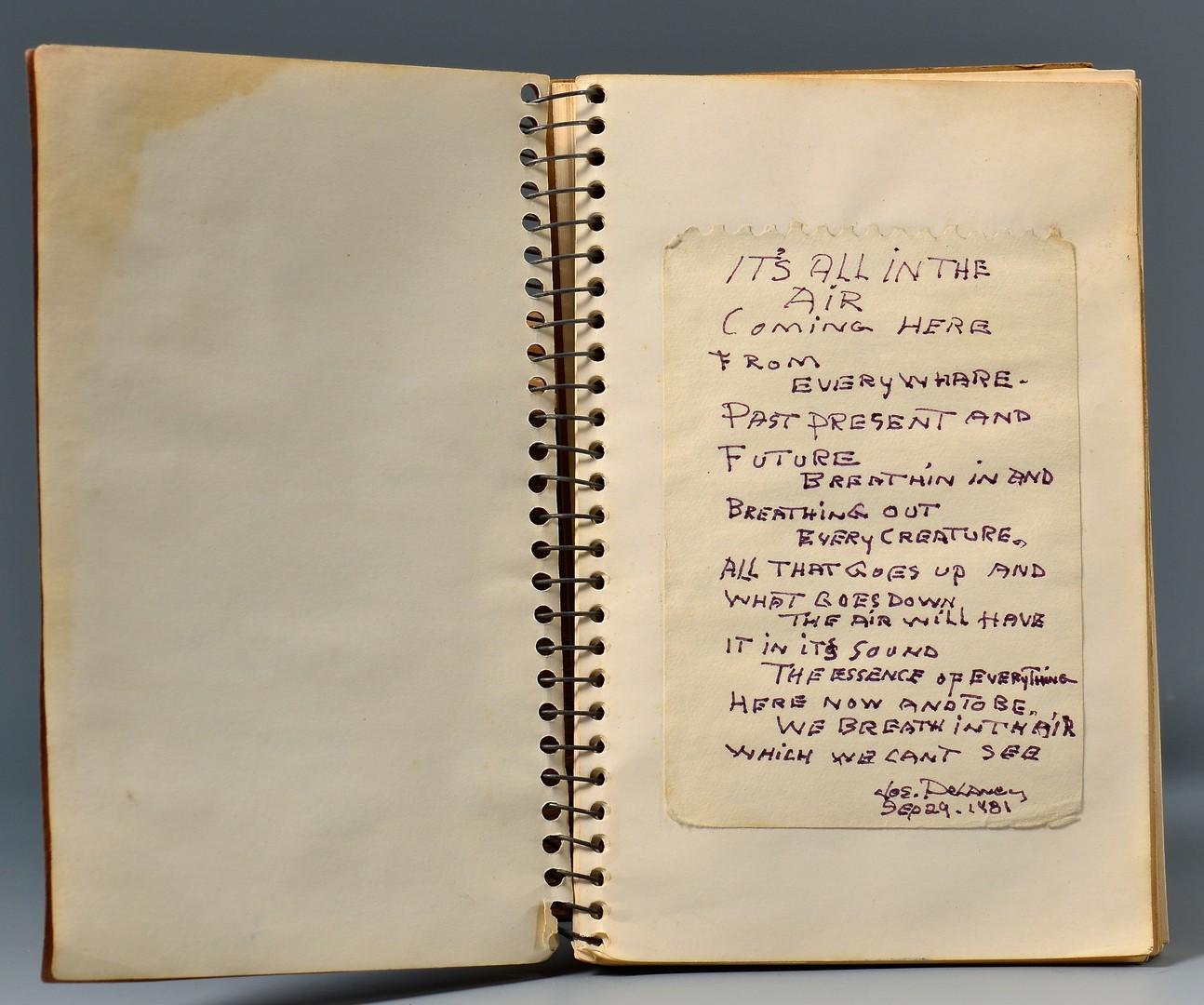 Lot 442: TN Joseph Delaney Archive, 3 Items