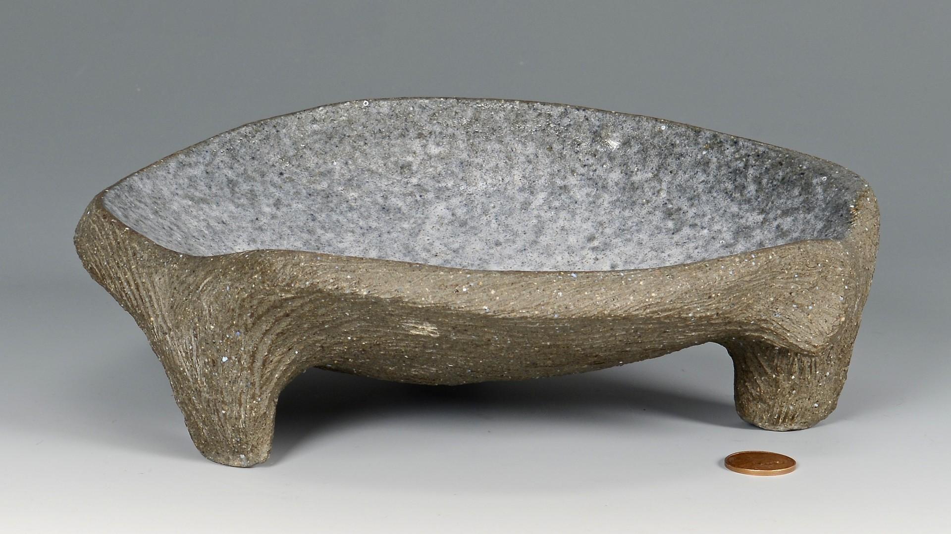 Lot 444: Greg Ridley Pottery Bowl