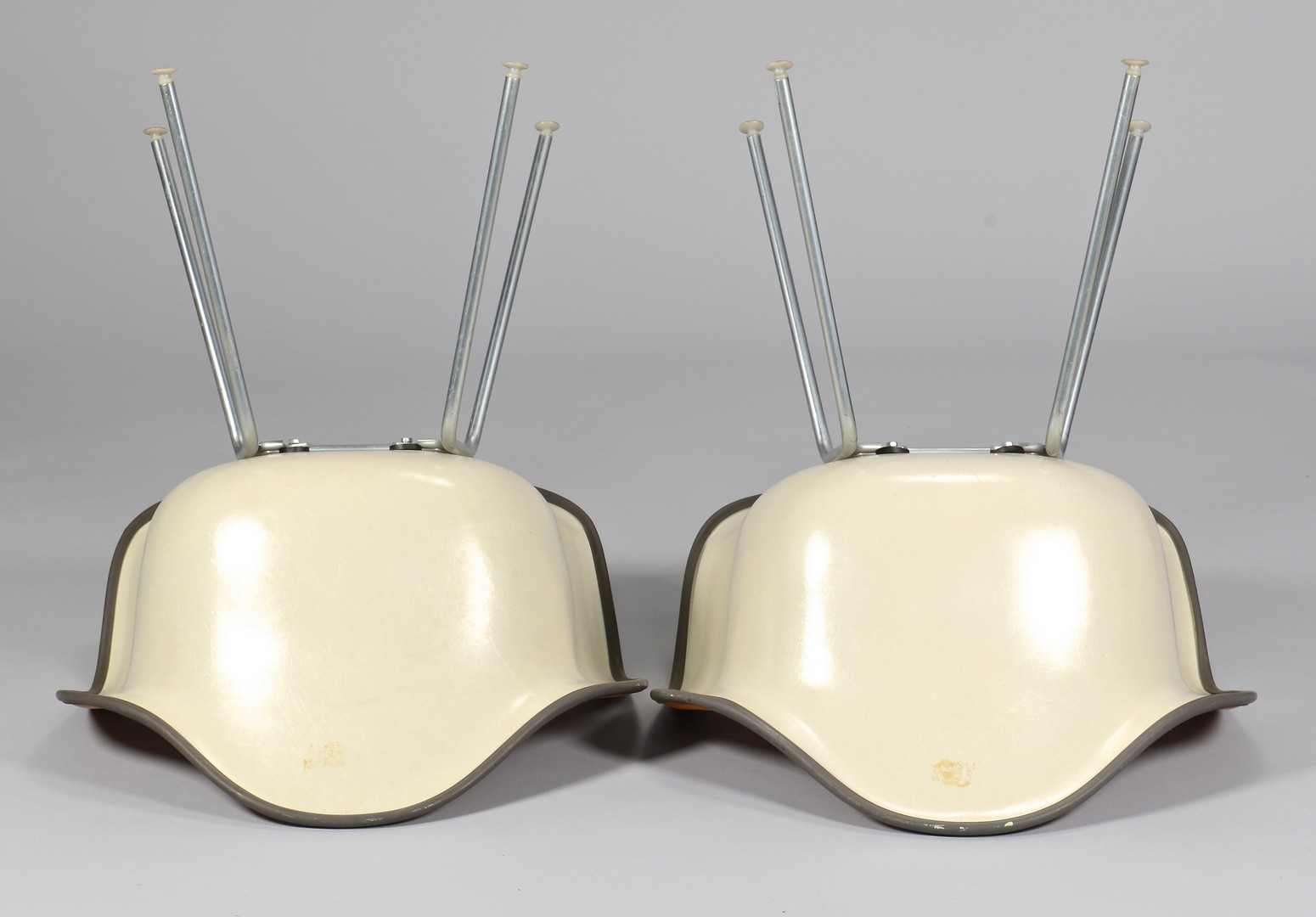 Lot 452: 3 Eames for Herman Miller Chairs, including Rocker
