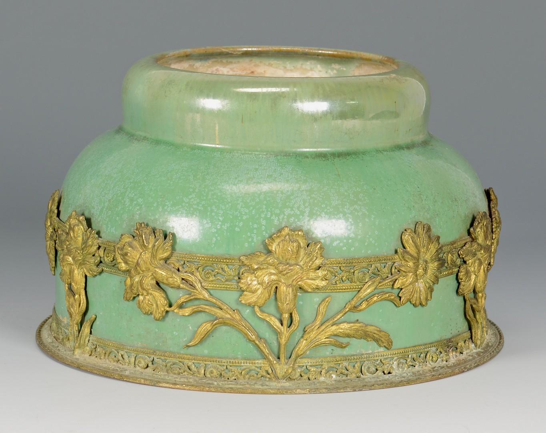 Lot 470: 2 Fulper Art Pottery Pieces
