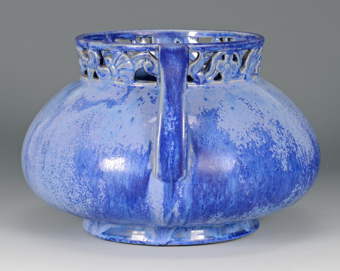 Lot 470 2 Fulper Art Pottery Pieces